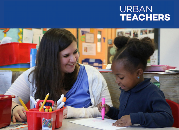 Urban Teachers Hosting Webinar