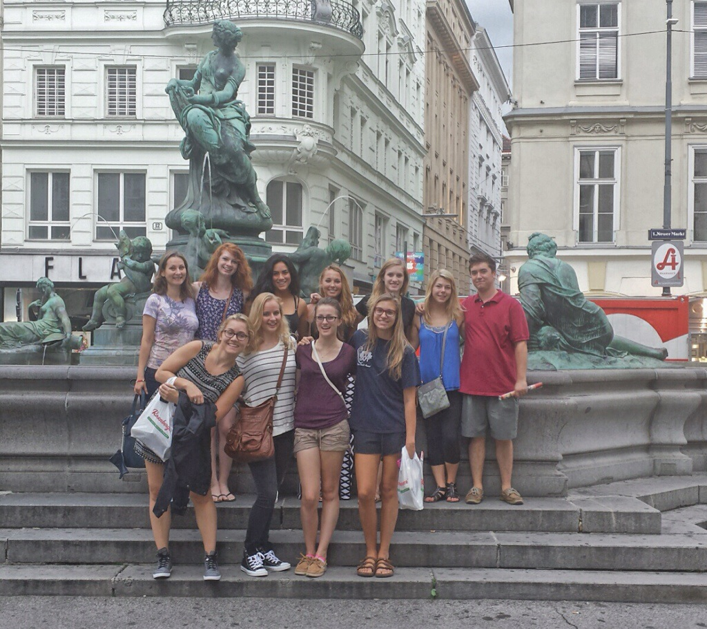 Program Spotlight: Vienna, Austria