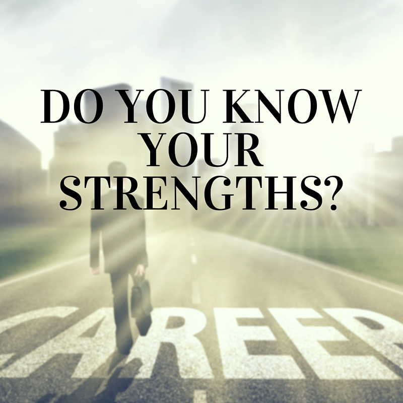 What Are Your Biggest Strengths?