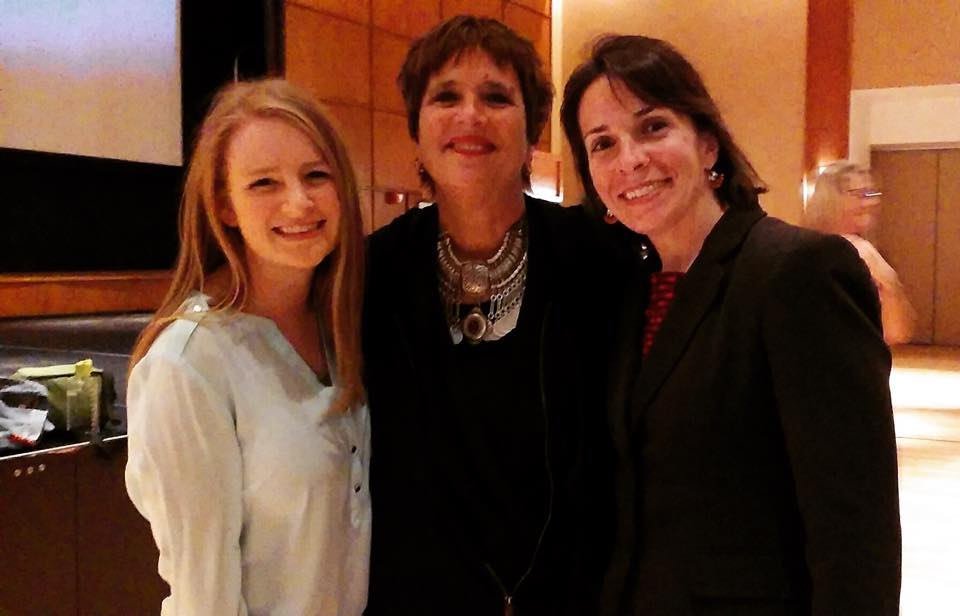 Eve Ensler at Penn State
