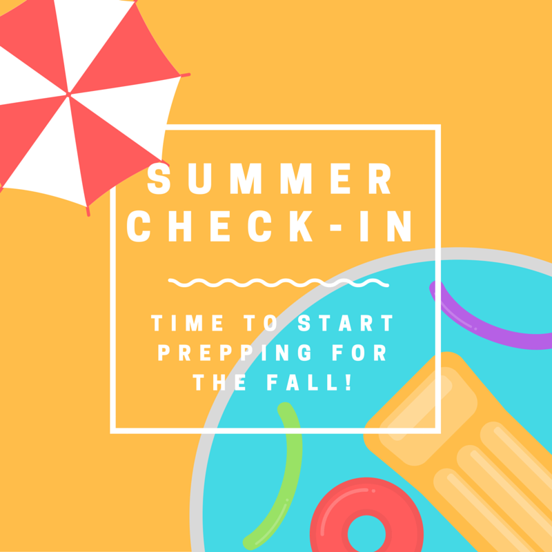 Mid-Summer Check In from the Career Enrichment Network