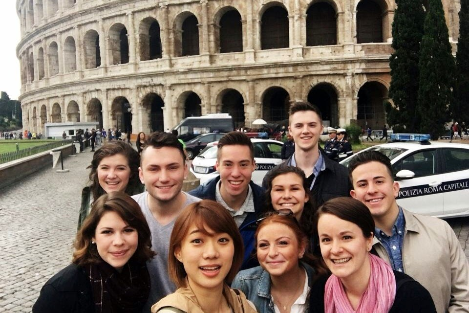 Study Abroad Application Deadline for Fall 2018 and Academic Year: March 1