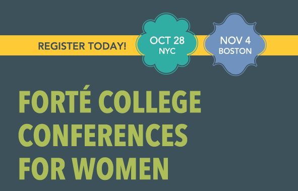 Forté College Conferences for Women
