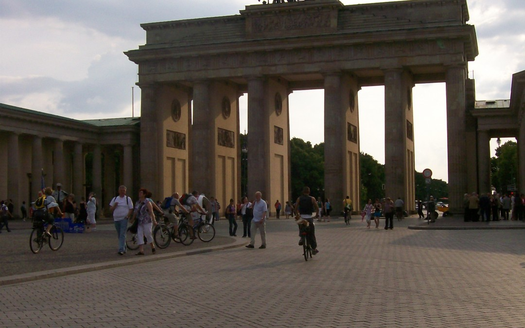Student Spotlight: Marlee DeBolt in Berlin, Germany
