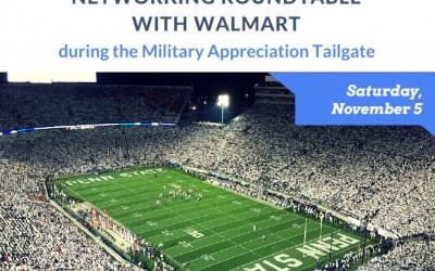 Networking Opportunity with Walmart Executives