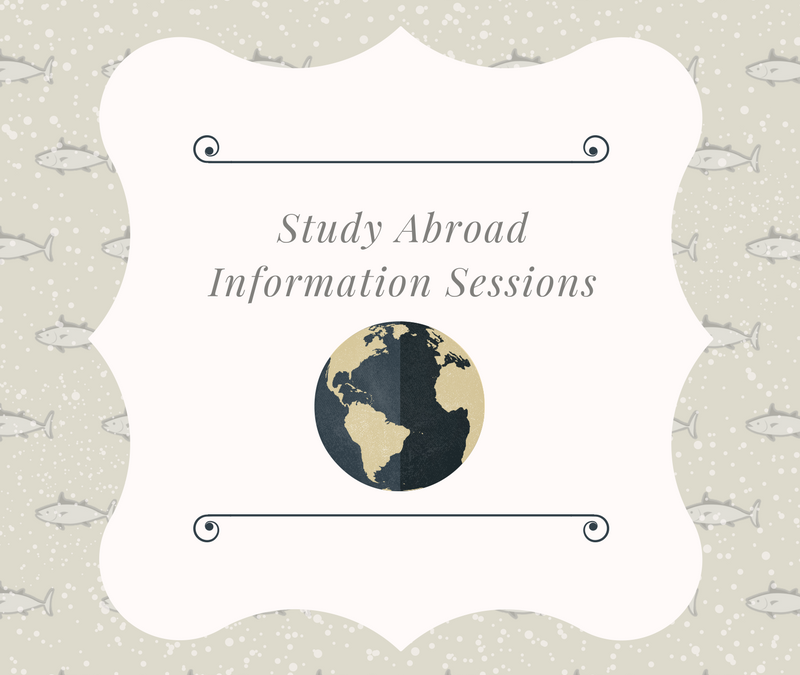 Study Abroad Events