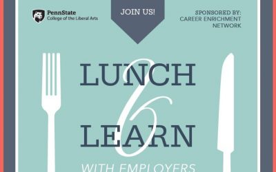 Next Lunch & Learn with Venture for America: April 6
