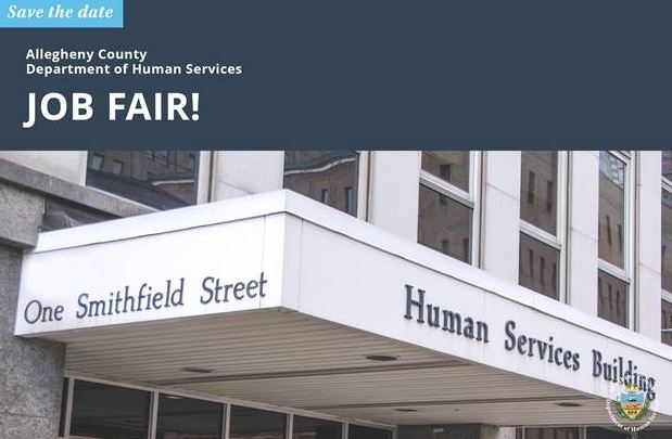 Allegheny County Department of Human Services Job & Internship Fair: October 2