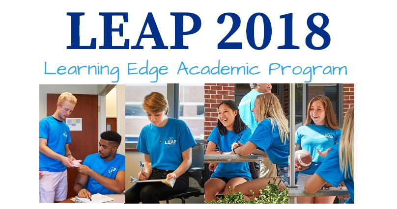 Become a Mentor for the LEAP Program!
