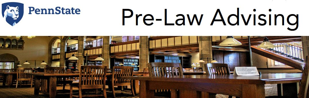 Spring 2018 Pre-Law Advising Sessions