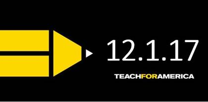Teach for America Upcoming Deadline: December 1