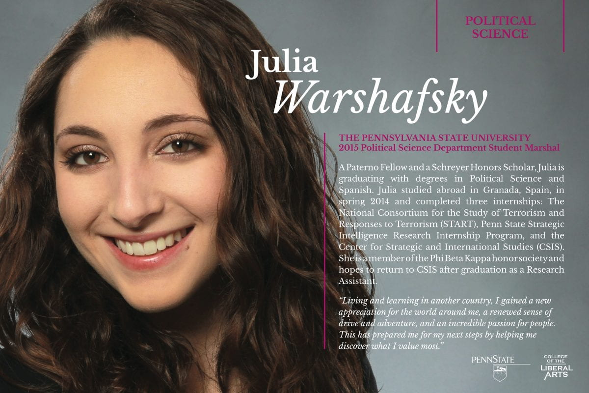 Julia Warshafsky